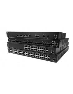 Cisco SX350X-08-K9-EU verkkokytkin Hallittu L2/L3 10G Ethernet (100/1000/10000) Musta Cisco SX350X-08-K9-EU - 1