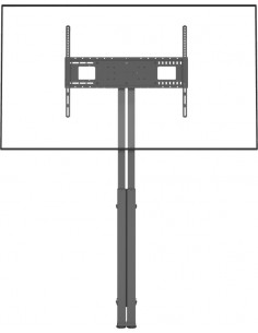 """Vision VFM-F31 fäste och ställ till bildskärm 2.29 m (90"""") Svart Vision VFM-F31 - 1"""