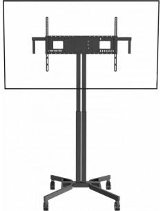 "Vision VFM-F31/W monitorin kiinnike ja jalusta 2.29 m (90"") Musta Vision VFM-F31/W - 1"