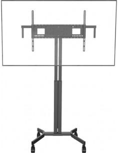 """Vision VFM-F31/WXL fäste och ställ till bildskärm 2.29 m (90"""") Svart Vision VFM-F31/WXL - 1"""