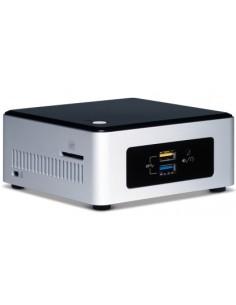 Intel BOXNUC5PPYH barebone-tietokonerunko UCFF Hopea, Musta BGA 1170 N3700 1.6 GHz Intel NUC5PPYH - 1