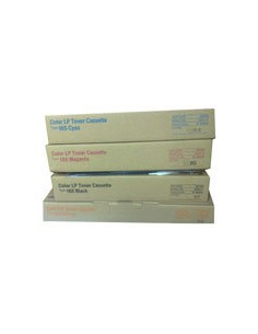 Ricoh Toner Cassette Type 165 Magenta Laser cartridge 6000sivua Purppura Ricoh 402446 - 1