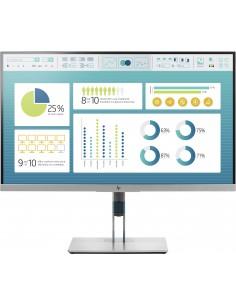 "HP EliteDisplay E273 68.6 cm (27"") 1920 x 1080 pixels Full HD LED Black, Silver Hp 1FH50AT#ABB - 1"