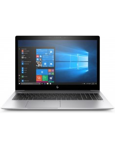 "HP EliteBook 850 G5 Notebook 39.6 cm (15.6"") 1920 x 1080 pixels 8th gen Intel® Core™ i7 8 GB DDR4-SDRAM 256 SSD Wi-Fi 5 Hp 3JX19"