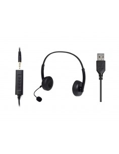 Sandberg 2in1 Office Headset Jack+USB Sandberg 126-21 - 1