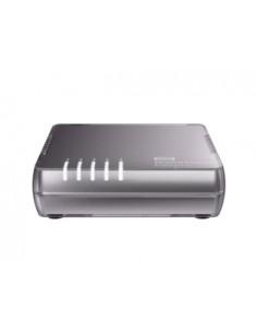 Hewlett Packard Enterprise OfficeConnect 1405 5G v3 Hallitsematon L2 Gigabit Ethernet (10/100/1000) Harmaa Hp JH407A - 1