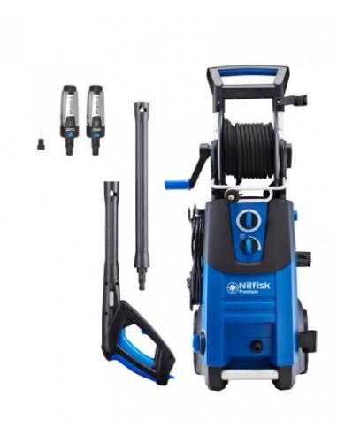 Nilfisk 128471153 högtryckstvätt Upprätt Elektrisk 650 l/h Blå, Svart Nilfisk 128471153 - 1