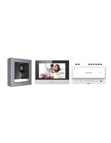 Hikvision Digital Technology DS-KIS702 puhelinjärjestelmien lisävaruste Hikvision DS-KIS702 - 1