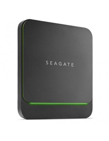 Seagate BarraCuda Fast 2000 GB Musta Lacie STJM2000400 - 1