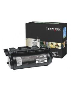 Lexmark High Yield Return Programme Cartridge, T64x Alkuperäinen Musta Lexmark 64054HE - 1