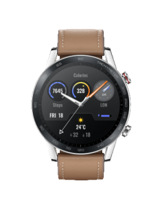 Honor Magicwatch 2 46mm With Leather Wristband Flax Brown Honor 55024854 - 1