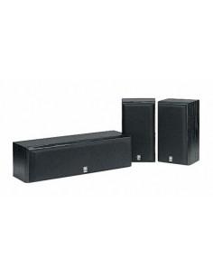 Yamaha Ns-p60 Black Speaker 3-pack Yamaha ANSP60BL - 1