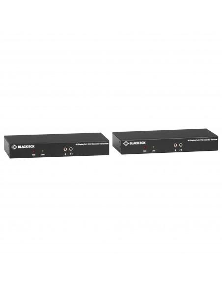 Black Box KVXLCDPF-100 KVM -kytkin Lähetin & vastaanotin Black Box KVXLCDPF-100 - 1
