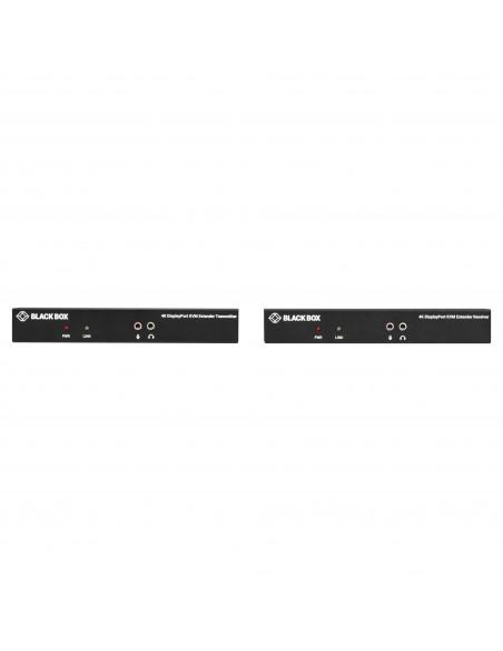 Black Box KVXLCDPF-100 KVM -kytkin Lähetin & vastaanotin Black Box KVXLCDPF-100 - 2