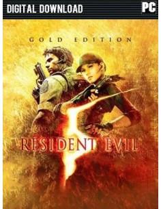Capcom Resident Evil 5 Gold Edition PC Kulta Englanti Capcom 793833 - 1