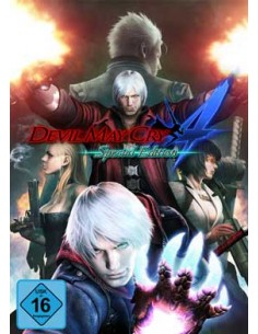 Capcom Devil May Cry 4 Special Edition PC Erikois Englanti Capcom 794399 - 1