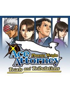 Capcom Phoenix Wright: Ace Attorney Trials and Tribulations PC Perus Englanti Capcom 861564 - 1