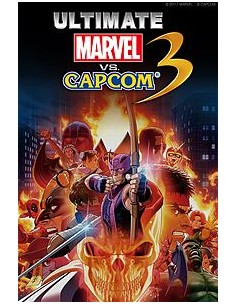 Capcom Ultimate Marvel vs. 3 PC Perus Englanti Capcom 861576 - 1