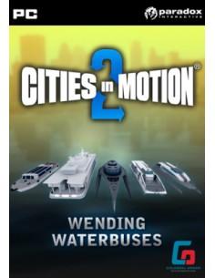 Paradox Interactive Act Key/cities In Motion 2: Wending Wa Paradox Interactive 765998 - 1