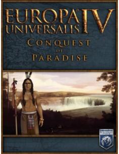 Paradox Interactive Europa Universalis IV: Conquest of Paradise, PC/Mac/Linux Englanti Paradox Interactive 774138 - 1