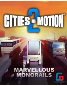Paradox Interactive Cities in Motion 2 Marvellous Monorails Paradox Interactive 774250 - 1
