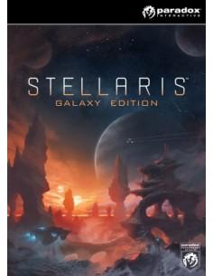 Paradox Interactive Act Key/stellaris - Galaxy Edition Paradox Interactive 808174 - 1