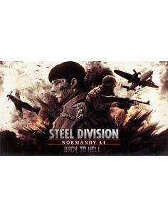 Paradox Interactive Steel Division: Normandy 44 - Back to Hell Videopelin ladattava sisältö (DLC) PC Englanti Paradox Interactiv