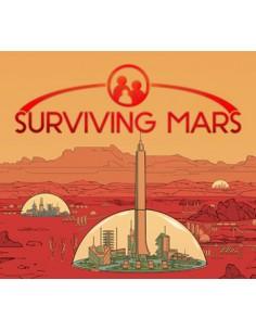 Paradox Interactive Surviving Mars - First Colony Edition PC/Mac/Linux Perus+lisäosa+DLC Englanti Paradox Interactive 833569 - 1