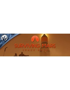 Paradox Interactive Surviving Mars Space Race Plus Videopelin ladattava sisältö (DLC) PC/Mac/Linux Paradox Interactive 846973 -