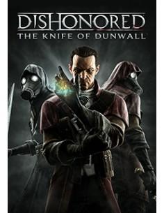 Bethesda Dishonored - The Knife Of Dunwall Videopelin ladattava sisältö (DLC) PC Bethesda Softworks 761484 - 1