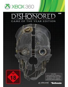 Bethesda Dishonored: GOTY Edition Xbox 360 Perus+DLC Saksa Bethesda Softworks 769003 - 1
