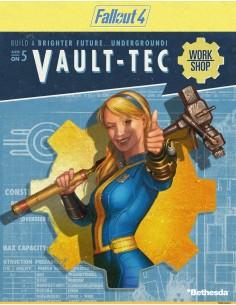 Bethesda Fallout 4 - Vault-Tec Workshop Videopelin ladattava sisältö (DLC) PC Monikielinen Bethesda Softworks 810364 - 1