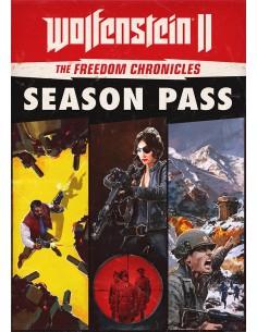 Bethesda Wolfenstein II: The Freedom Chronicles Videopelin ladattava sisältö (DLC) PC Englanti Bethesda Softworks 829147 - 1