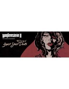Bethesda Wolfenstein II: The Diaries of Agent Silent Death Videopelin ladattava sisältö (DLC) PC Englanti Bethesda Softworks 833