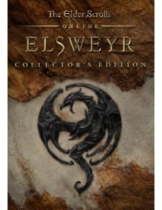 Bethesda The Elder Scrolls Online: Elsweyr Collector's Edition PC/Mac Keräilijöiden Bethesda Softworks 848536 - 1