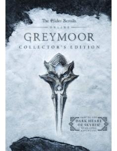 Bethesda The Elder Scrolls Online: Greymoor Collector's Edition PC/Mac Keräilijöiden Englanti Bethesda Softworks 857940 - 1