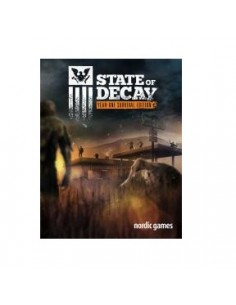 Thq Nordic Act Key/state Of Decay Yose Thq Nordic 811858 - 1