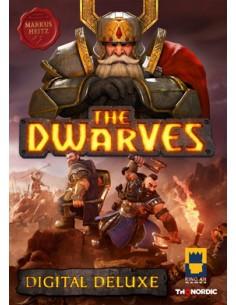 THQ Nordic The Dwarves Digital Deluxe Edition PC/Mac/Linux Englanti, Espanja Thq Nordic 819545 - 1