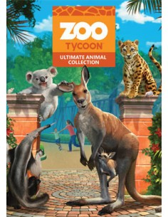 THQ Nordic Zoo Tycoon: Ultimate Animal Collection PC Englanti, Espanja Thq Nordic 843863 - 1