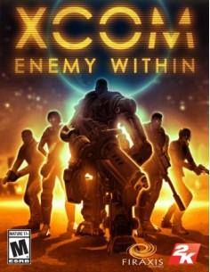 2K XCOM: Enemy Within, PC Englanti 2k Games 768521 - 1