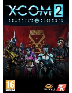 2K XCOM 2 Anarchy's Children DLC PC Videopelin ladattava sisältö (DLC) 2k Games 807236 - 1