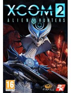 2k Games Act Key/xcom 2 - Alien Hunters Dlc 2k Games 808947 - 1