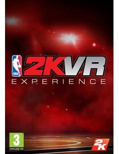 2k Games Act Key/nba 2kvr Experience 2k Games 819829 - 1