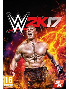 2k Games Act Key/wwe 2k17 2k Games 820774 - 1