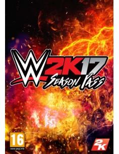2k Games Act Key/wwe 2k17 - Season Pass 2k Games 821389 - 1