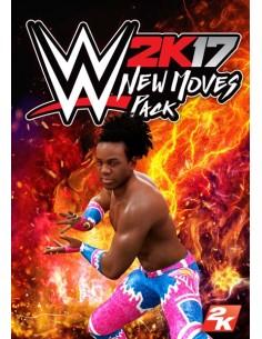 2K WWE 2K17 New Moves Pack PC Videopelin ladattava sisältö (DLC) 2k Games 822587 - 1