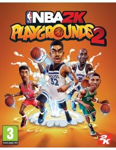 2K NBA Playgrounds 2 PC Perus 2k Games 844298 - 1