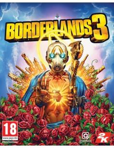 2K Borderlands 3 PC Perus 2k Games 858605 - 1