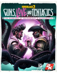 2k Games Act Key/borderlands 3: Guns Love And T 2k Games 858756 - 1