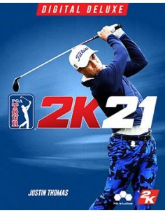 2K PGA TOUR 2K21 Digital Deluxe PC 2k Games 859511 - 1